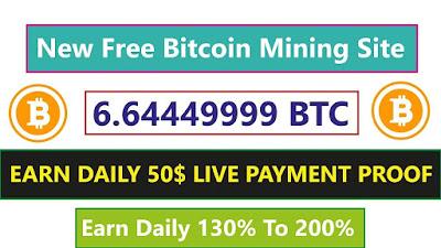 New bitcoin cloud mining site 2020