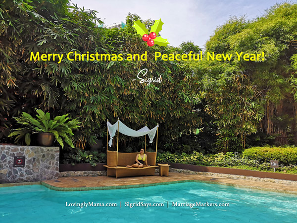 Bacolod City, Bacolod mommy blogger, Mommy Sigrid, Sigrid Says, Bacolod food blogger, haters, life, menopause, friends, Merry Christmas to me, congratulations, Christmas message, blocking people, family travels, haters, haters meme, haters quote
