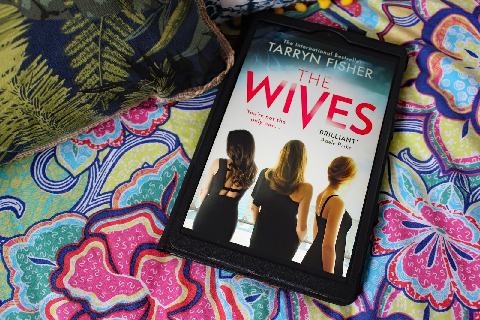The Wives By Tarryn Fisher | Book Review