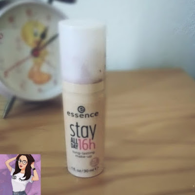 Essence: Stay all day 16h