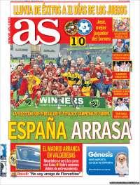 Orgulloso de ser español - Alfonsoyamigos