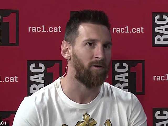 """Messi bị nghi """"hai mặt"""" với Griezmann: Hôm trước phũ phàng, hôm sau vỗ về"""