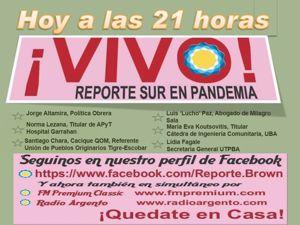 HOY!!!! EL VIVO de Reporte!!!!