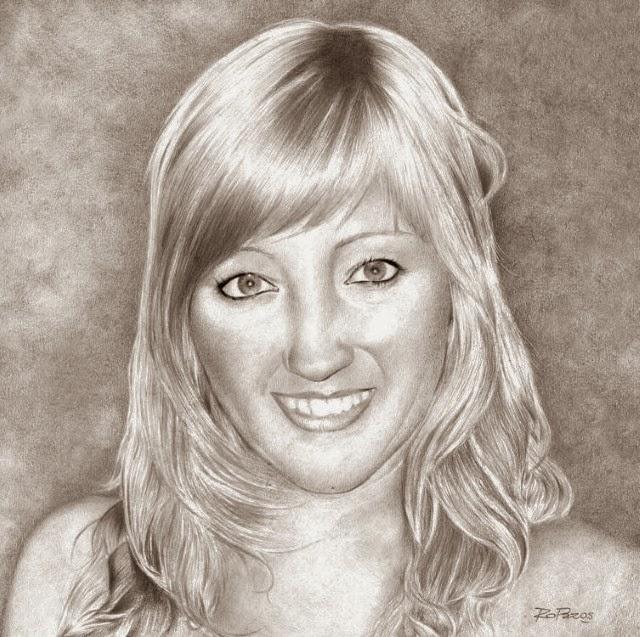 Реалистичные рисунки карандашом. Raul Pazos