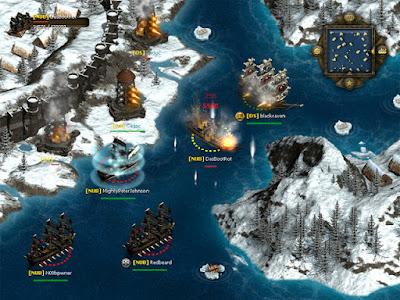 تحميل لعبة قتال البحار Seafight للكمبيوتر برابط مباشر مجانا