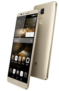 Cara Reset HUAWEI Ascend Mate 7 lupa pola / password