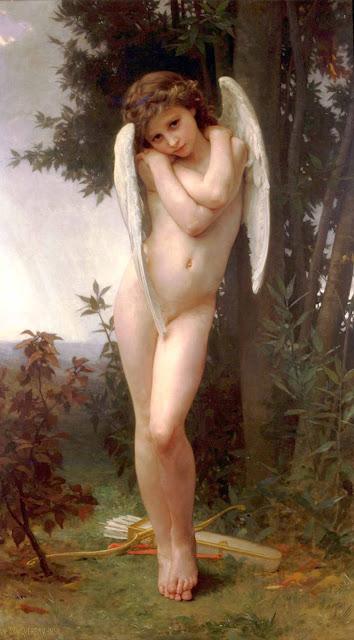 Адольф Вильям Бугро - Амур (1891)