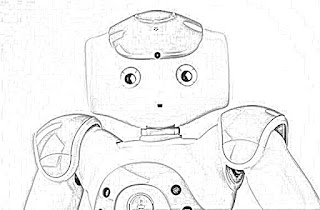 Robot coloring pages coloring.filminspector.com