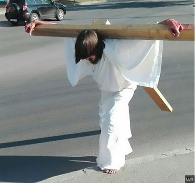 2 Man arrested for 'impersonating Jesus', and his reasons are simply unbelievable news