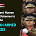 Diffrent Women Entry Schemes to join Indian Armed Forces