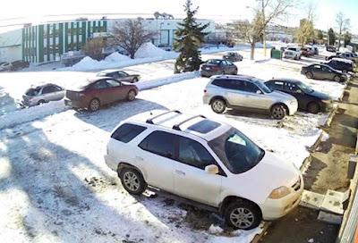 Η χειρότερη οδηγός του Καναδά