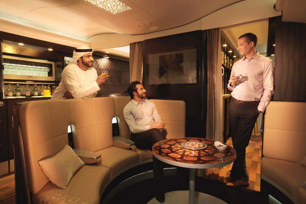 Etihad Airways awarded Best First Class and Best Long Haul Airline Middle-East and Africa