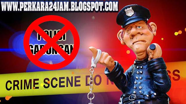 Modus Polisi Gadungan Peras Uang TKI Singapura Asal Palembang