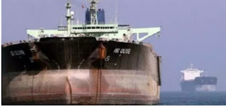 Iran's ship turnoff tracker to invade oil sanctions