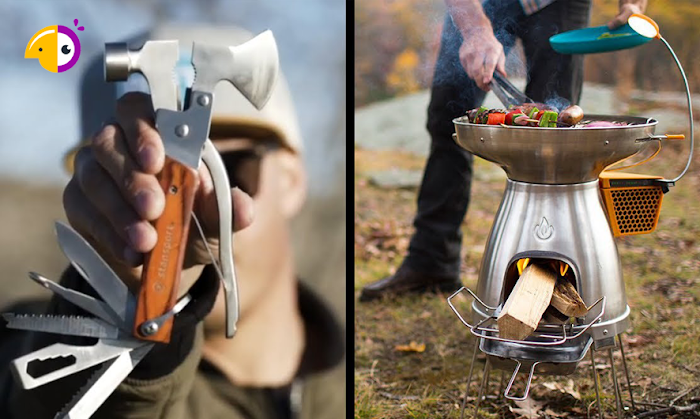 Top 10 Camping Gear Essentials - Camping Gadgets and Innovations