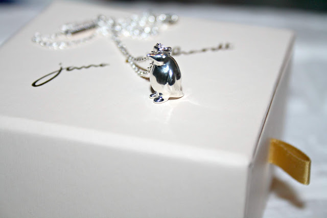Jana Reinhardt Jewellery - Penguin Necklace + Giveaway