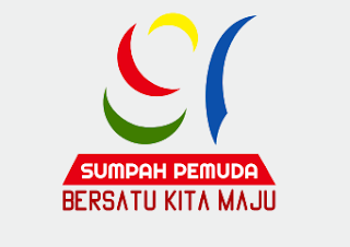 Logo Hari Sumpah Pemuda (HSP) 2019