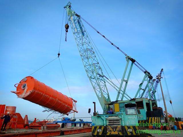 Công trình beton đúc sẵn 90m3/h Vĩnh Long