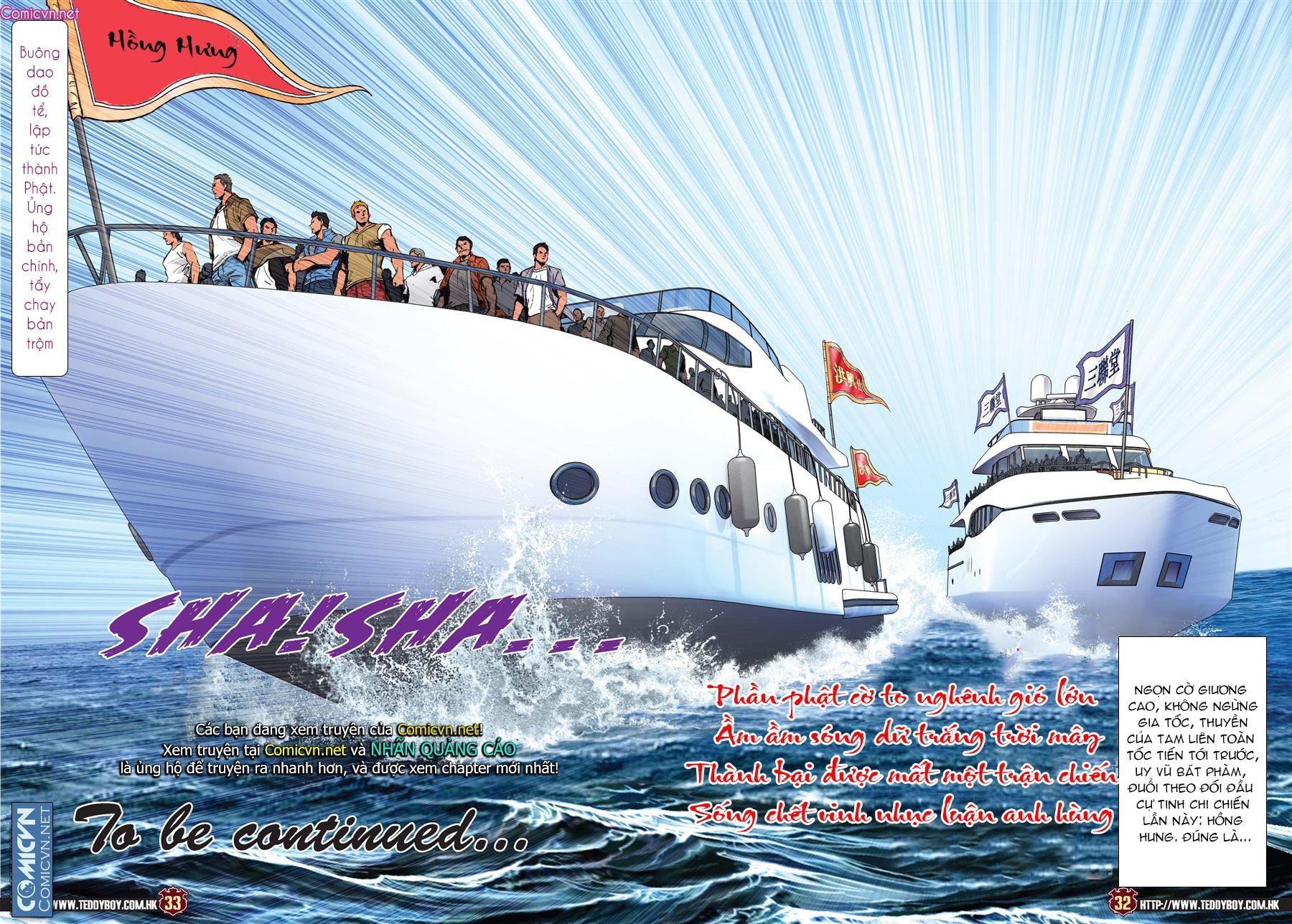 Người Trong Giang Hồ chap 2129 - Trang 30