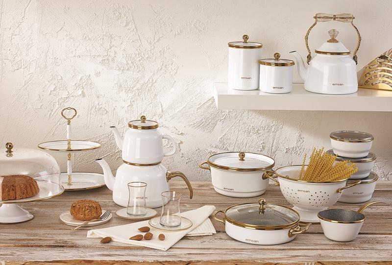 Mutfaklara modern bir nostaljik dokunuş!