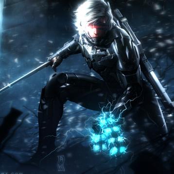 Raiden - Metal Gear Risingaiden: Revengeance Wallpaper Engine