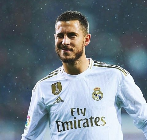 In July 2019, Hazard became the eight most expensive football association transfer (€100 M) from Chelsea to Real Madrid