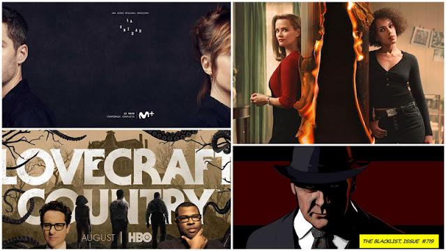Clip exclusiva de 'La Unidad' de Movistar+, trailer 'Little Fires Everywhere', trailer' Territorio Lovecraft',final temporada 'The Blacklist' T7