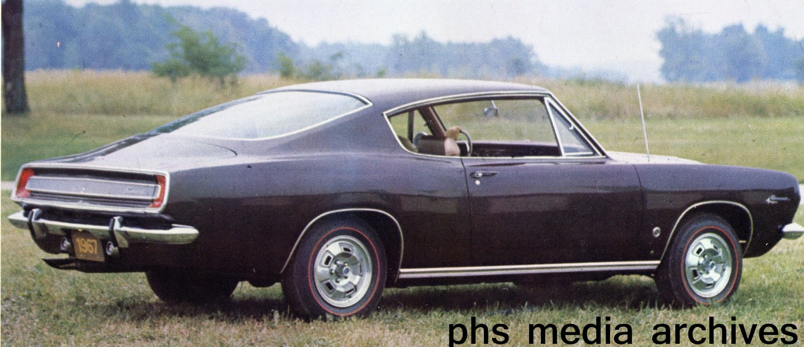 Barracuda Formula S Story Part 2 1967 1968 Phscollectorcarworld 1970 Plymouth Wiring Diagram