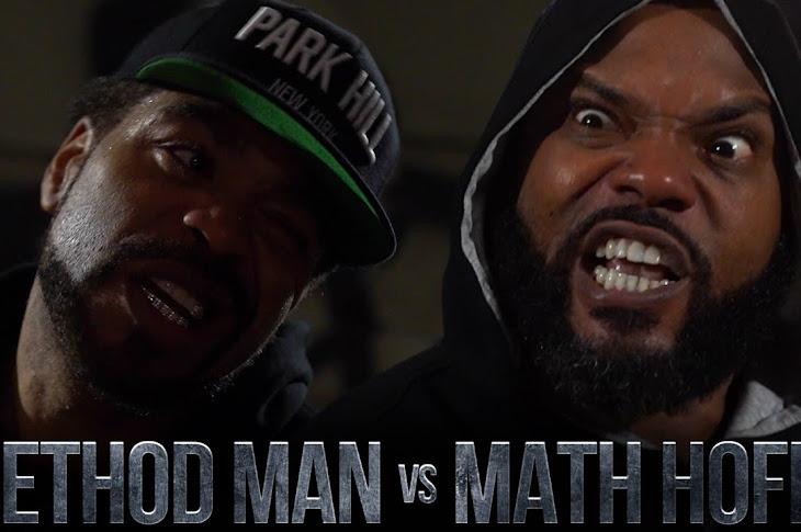 Math Hoffa Vs Method Man