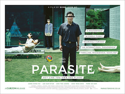 Film Review - Parasite (by Bong Joon Ho)