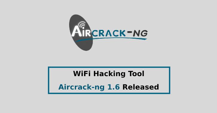 Aircrack-ng 1.6