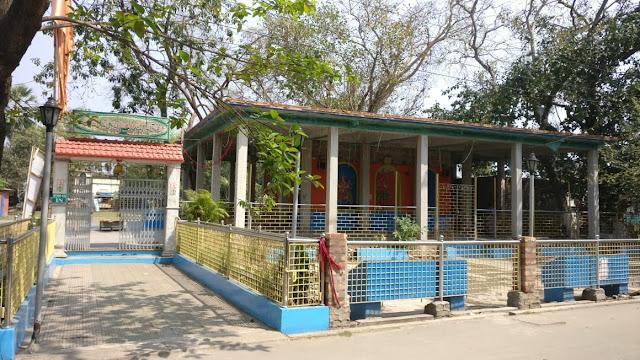 Ajamtala Temple/Ajamtala mandir Barrackpore Titagarh