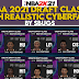 NBA 2K21 NBA 2021 DRAFT CLASS WITH REALISTIC CYBERFACES (UPDATE 1) BY SBUGS
