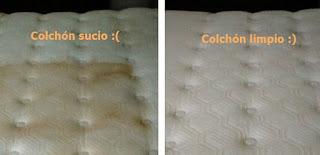 Como limpiar el colchón lo mejor posible