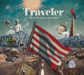 [Album] Official HIGE DANdism – Traveler [MP3/320K/ZIP]