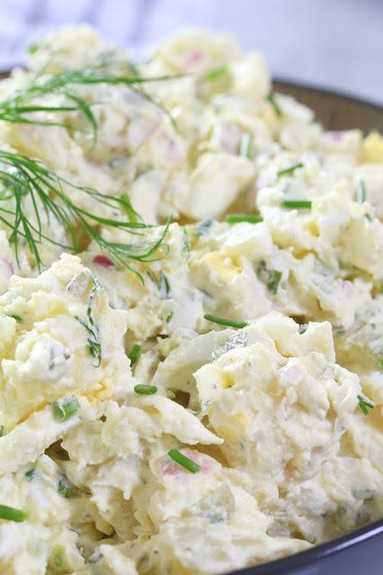 Boursin Potato Salad
