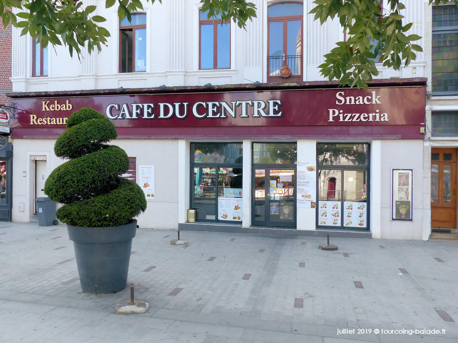 Restaurant Le Café du Centre, Tourcoing 2019