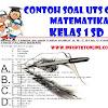 Contoh Soal UTS Ganjil Matematika Kelas 1