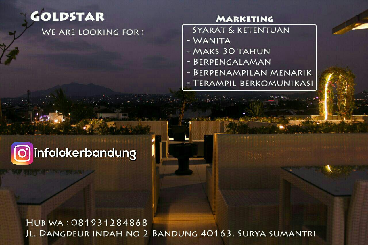 Lowongan Kerja Gold Star Restaurant Bandung Juli 2017