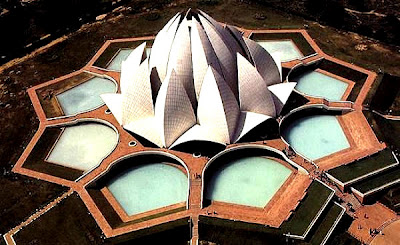 Lotus-Temple-New-Delhi-Wallpaper