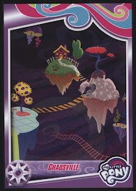 MLP Chaosville Series 4 Trading Card