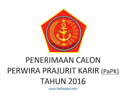 PaPK TNI 2016
