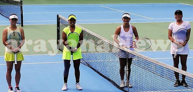 Beatrice Gumulya/Rifanty Dwi Kahfiani vs Priska Madelyn Nugroho/Jessy Rompies