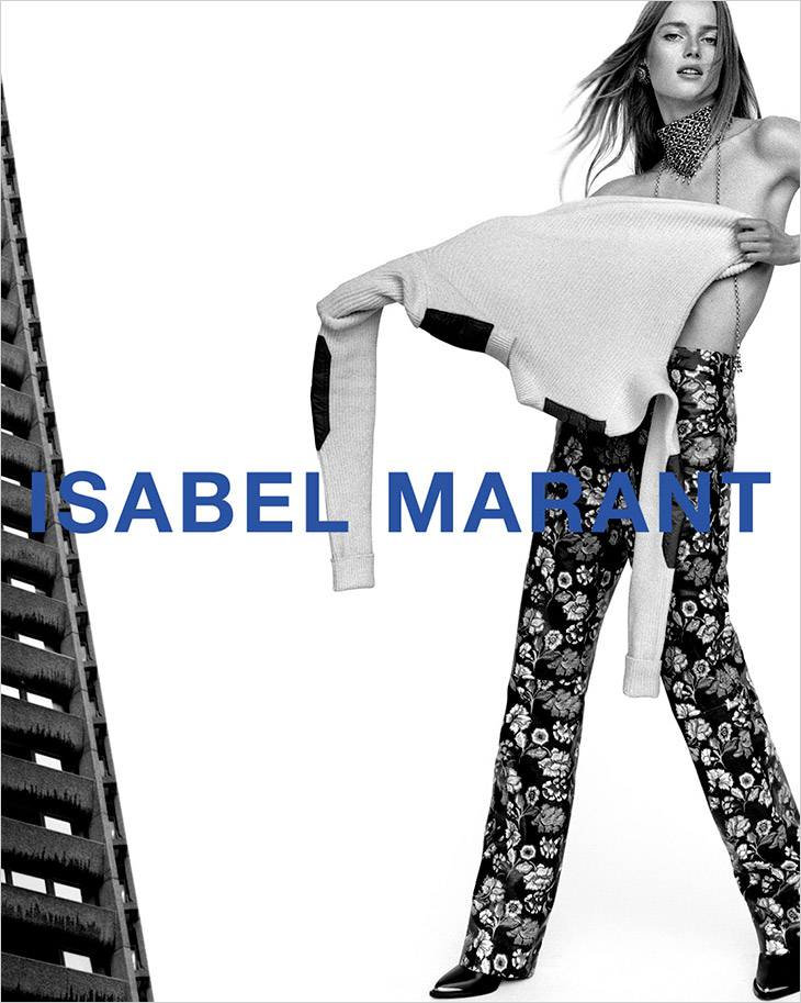 ISABEL MARANT Fall Winter 2021.22 Collection