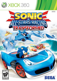 Sonic & All-Stars Racing Transformed (X-BOX360) 2012