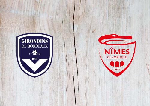 Bordeaux vs Nîmes -Highlights 25 October 2020