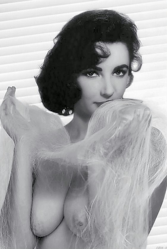 liz taylor nude pictures