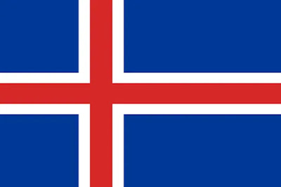 Bendera Islandia