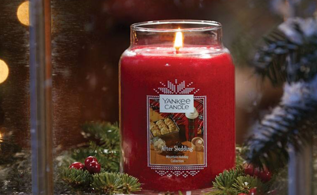 Yankee Candle wants you to enter to win a mountain getaway to Vail, Colorado worth $10,000 or $1000 gift cards to spend on making your Holidays bright!