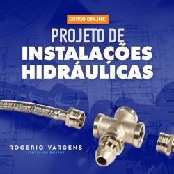 Curso de Projeto de Instalações Hidráulicas